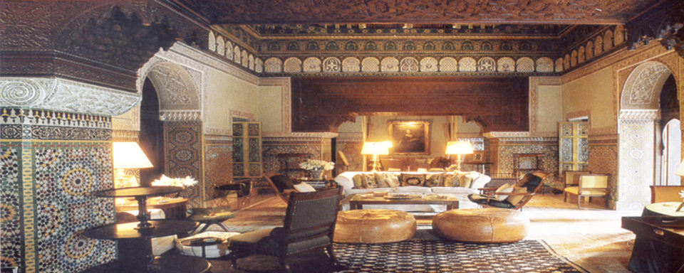 Marokkanischer Innenarchitektur Interior Desing Stil Expertise Beratung, Entwurf & Produkte