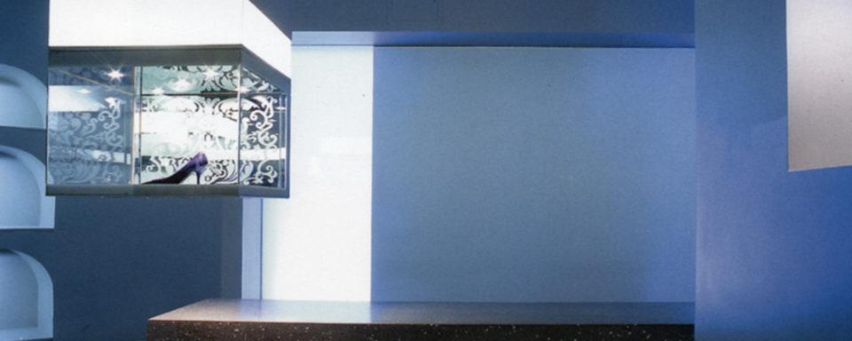Shop Design Produkt Präsentation Innenarchitektur Experten